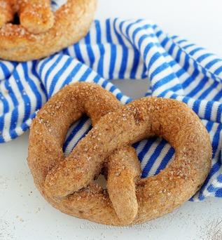 annies pretzel