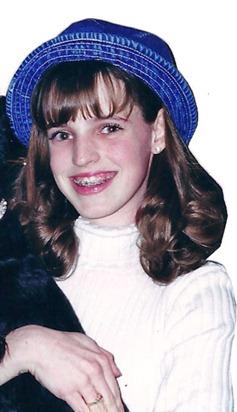 girl with bangs