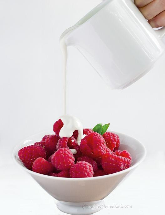 ... http://chocolatecoveredkatie.com/2013/04/17/how-to-make-cashew-cream