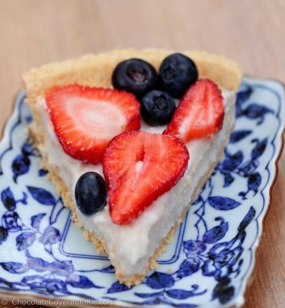 greek yogurt pie