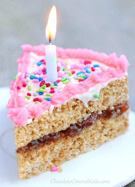 Healthy Cake Recipe Have Your And Eat It Too 9 Birthday Alternatives