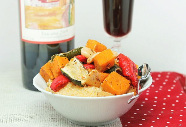 How to roast vegetables in a crock pot