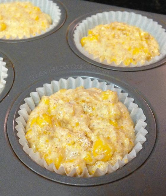 Big Fat Fluffy Healthy Corn Muffins