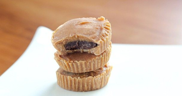 peanut butter cup? That would be a peanut butter chocolate cup ...