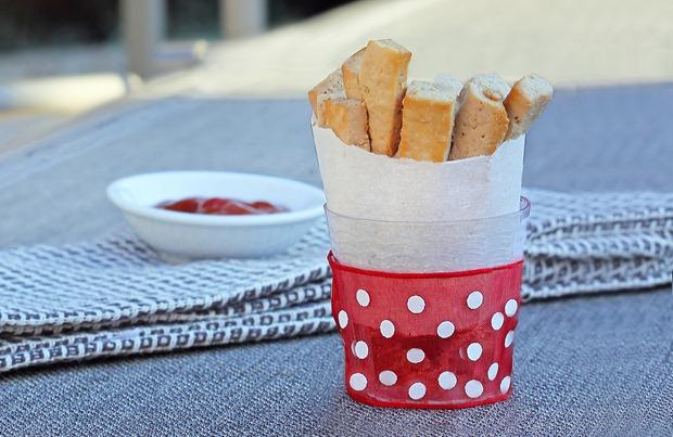 healthy fries