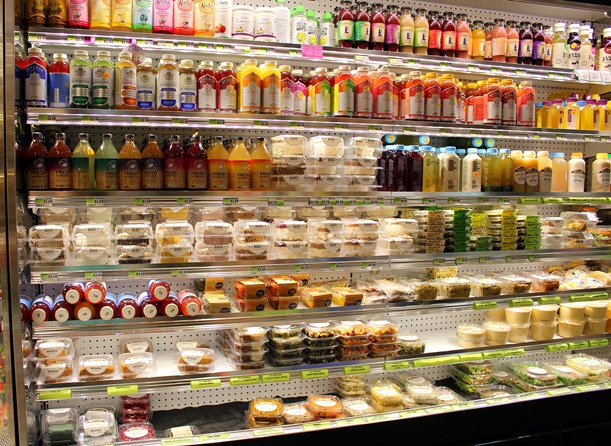 vegan grocery store
