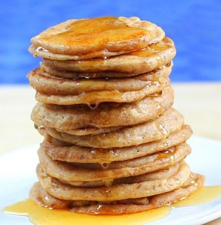 peanut butter pancakes