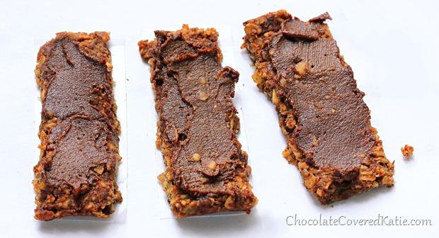 Chocolate Granola Bars