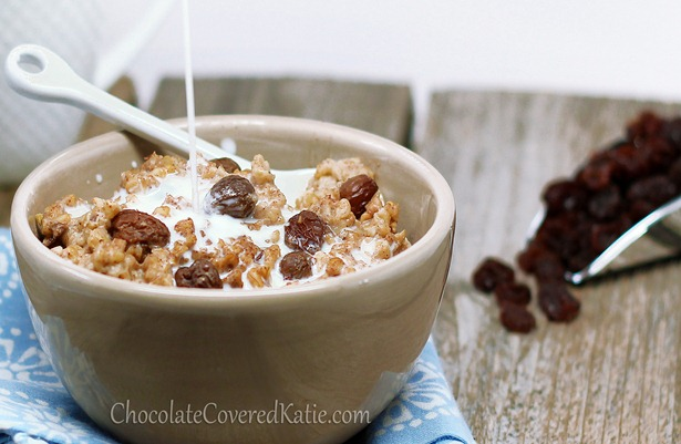 oatmeal raisin