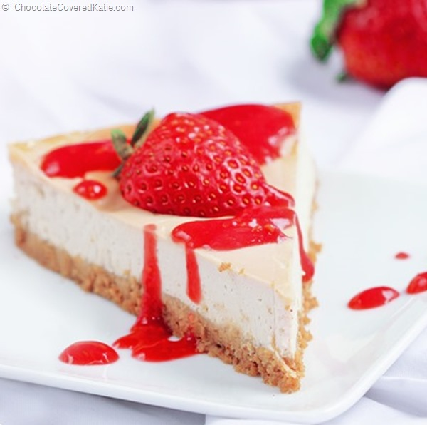 raw cheesecake recipe
