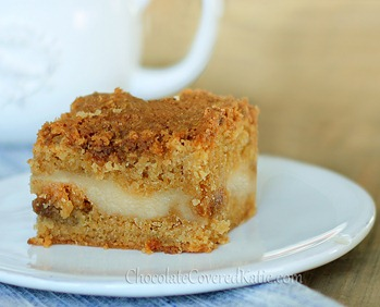 best coffee cake ever.