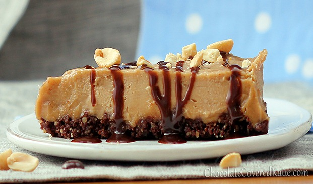 Chocolate Peanut Butter Pie