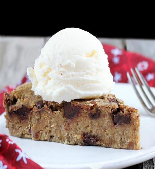 sugar free cookie pie