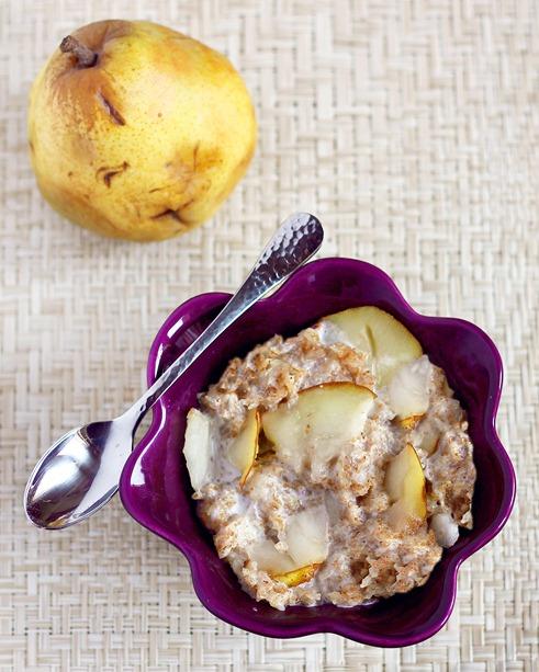 pear breakfast