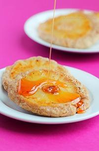 Healthy Pineapple Pancakes