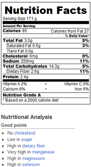 Pudding Cake Calories And Nutrition Facts Chocolate