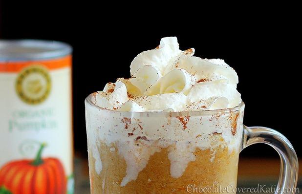 pumpkin drink
