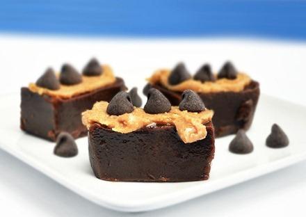 peanut fudge