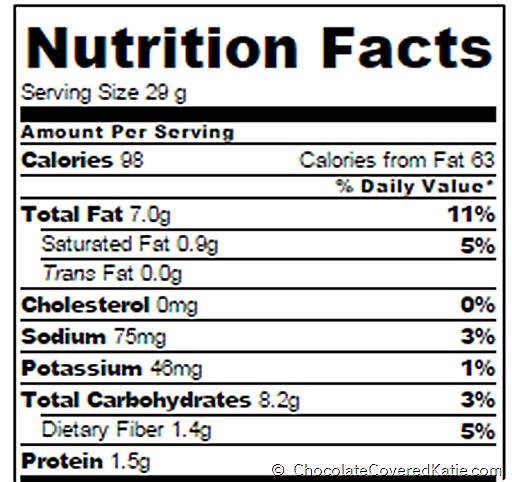 sugar cookie bars calories