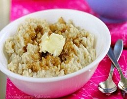 crockpot oatmeal