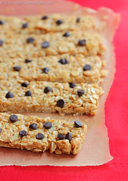3 Minute No Bake Protein Bars