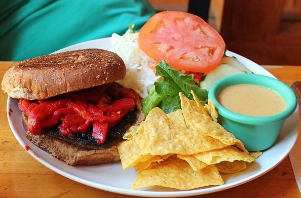 quantum leap burger