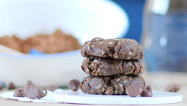 chocolate no bake cookies
