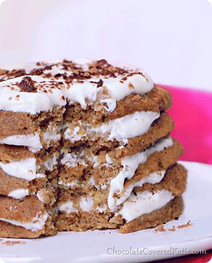 Cappuccino Pancakes
