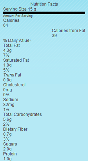 Snowball Cookies Nutrition Facts Chocolate Covered Katie
