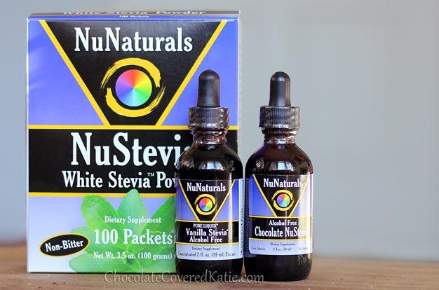 Giant NuNaturals Stevia Giveaway!