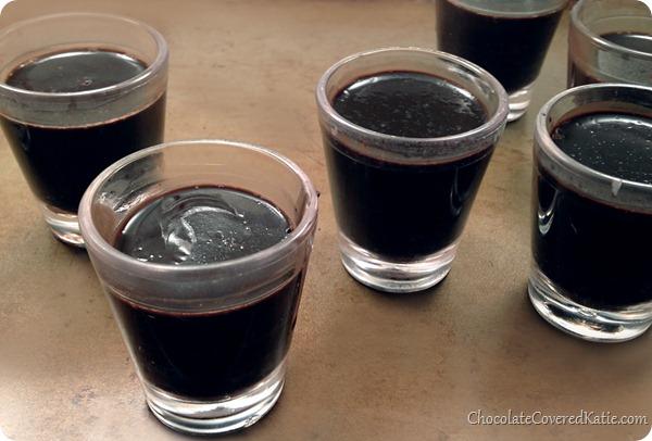 jello pudding shots