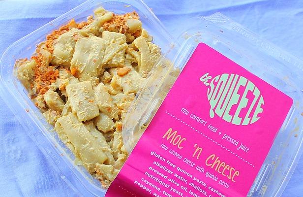 mac and cheese food cart