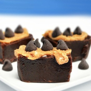 Vegan Chocolate Peanut Butter Fudge