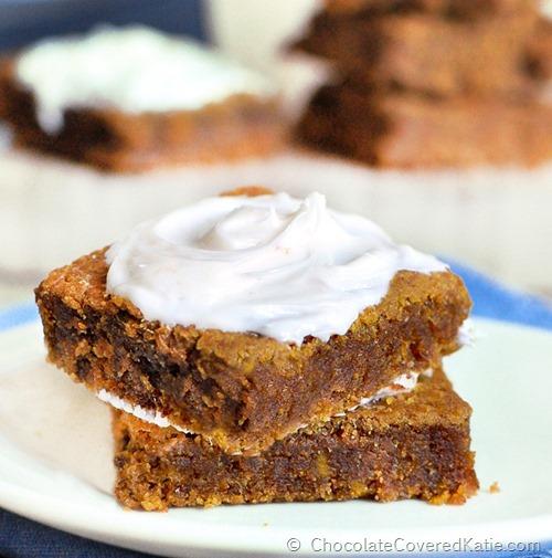 Pumpkin Dessert Bars Recipe: 17 Healthy & Delicious Recipes