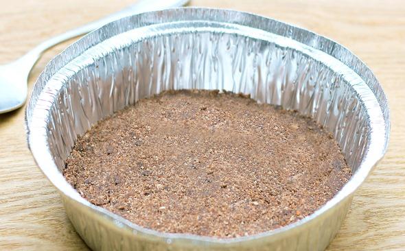 healthy chocolate pie crust