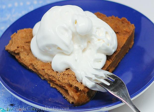 whipped cream pie